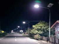 Warga Soroti Lampu Jalan Di Desa Buku Tengah, Lowongan Sebut Lampu Di Jalan Protokol Kewenangan Dari Pemkab