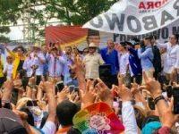 Sebut Torang Samua Basudara, Prabowo: Kirimlah Putra Minahasa ke Istana
