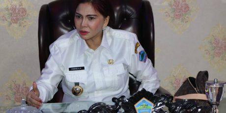 Jelang Pleno KPU RI Terkait hasil Pemilu, Bupati Minut Himbau Masyarakat Jaga Keamanan