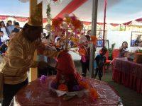 Warga Desa Pulisan Gelar Pesta Adat Tulude
