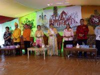 Rayakan Pesta Adat Tulude, Lea Mangaehe Ajak Masyarakat Jaga Kerukunan