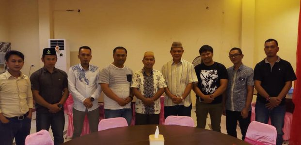 Jalin Silaturahmi, Sekprov Gorontalo Darda Daraba Jamu Pengurus KKIG Minahasa