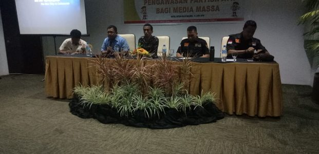 Bawaslu Minut Gelar Media Gathering