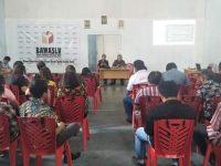 Bawaslu Mitra Sukses Gelar Rapat Internal Bersama Panwaslu Se Mitra