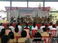 Penjabat Hukum Tua Di Tiga Kecamatan Resmi Dilantik