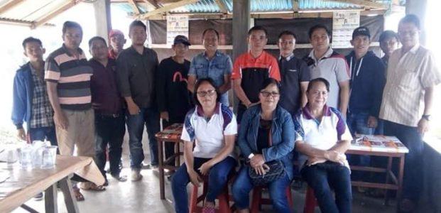 Rapat Pemantapan Hapsa Wilayah Tombatu Timur Sukses Digelar