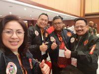 Eman-Wenur Siap Menangkan Jokowi di Kota Tomohon