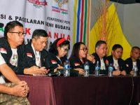 Dukung Jokowi, Ribuan Kawanua Sulut Kumpul di Jakarta