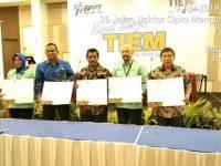 Sumendap Hadiri Rapat Kerja BPPT Di Cirebon