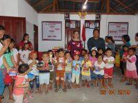 Molompar Dua Selatan Desa Pertama Di Kecamatan Tombatu Timur Yang Sudah Mulai Dalam Pekerjaan Dana Desa