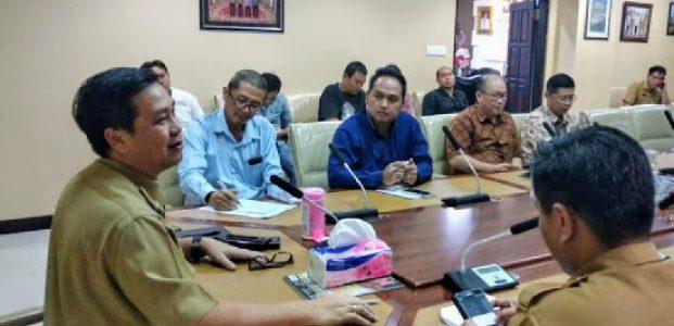 Bertemu Wagub Kandouw, 4 Pabrikan Sulut Siap Bantu Petani Kopra