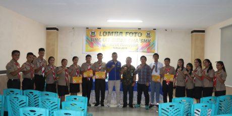 Humpro Kota Tomohon Sukses Gelar Lomba Fotografi Tingkat SMA/SMK, Inilah Para Pemenangnya