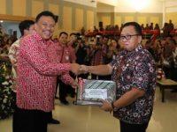 Minahasa Raih Prestasi Dalam Kinerja Penyaluran DAK Fisik Terbaik di Sulut