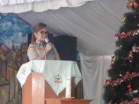 Di Sela Ibadah Natal, SAS Berikan Bingkisan Bagi Anggota Kodim 1302 Minahasa