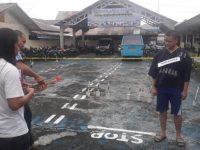 Polisi Gelar Rekonstruksi Pembunuhan di Watulaney