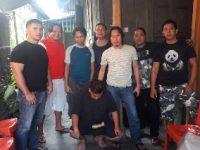 Polisi Ringkus Pelaku Penganiayaan di Kinaleosan