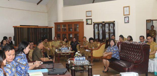 Wali Kota Tomohon Sambut Kunjungan Ombudsman RI