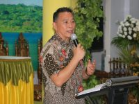 Menutup Workshop Remaja PGI, Ini Respon Wali Kota Tomohon