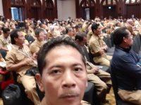 John Kapoh Hadiri Rakernas Kehumasan dan Hukum
