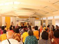Gelar Sosialisasi, Dinkes Tomohon Meningkatkan Pelayanan Kesehatan Lansia