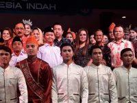 Wawali SAS Hadiri HUT ke-44 TMII Jakarta