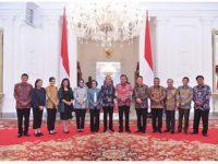 VAP Bersama Rombongan Kepala Daerah Se-Sulut Temui Jokowi