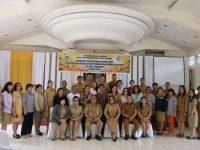 Tomohon Gelar Peningkatan Kapasitas Tim Pembina dan Forum Kota Sehat