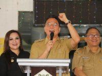 Syukuri 1 Tahun MPP Tomohon, Jimmy Eman Launching ANLIN dan Wifi Gratis