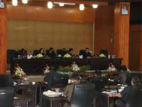 Semua Fraksi DPRD Menyetujui Ranperda Pengelolaan BMD Tomohon