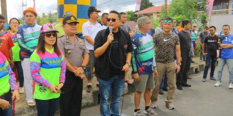 Meriah, Fun Auto Rally Wisata Diikuti Jimmy Eman dan Nita Wenur