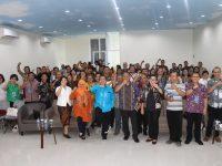 Buka Seminar Kebudayaan, Lolowang: Budaya Aset Pembangunan Daerah