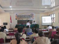BPKP Sulut Sosialisasikan MPAK di Kota Tomohon