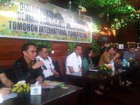 Stok Bunga Cukup, Pemkot Tomohon Siapkan Float Khusus Presiden Jokowi