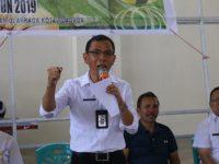 Jaring Atlit Berprestasi, Dispora Tomohon Buka Liga Pelajar