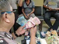 Awas..! Uang Palsu Kembali Beredar di Sulut, Polisi Tangkap 1 Tersangka