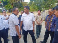 Disambut Sekkot Lolowang, Gubernur Meninjau Panti Asuhan Nazaret
