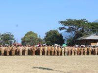 Rayakan HUT ke-55 Provinsi Sulut, Pemkot Tomohon Gelar Upacara di Stadion Babe Palar
