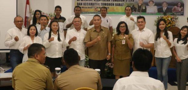 Di Buka Wali Kota, Tomohon Gelar Pelatihan Tata Kelola Destinasi