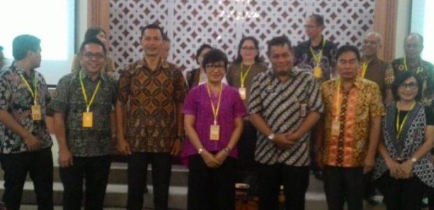 Solang Pimpin Kunjungan Studi Tiru di Yogyakarta