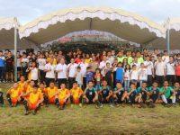 Tutup Porkot IV, Jimmy Eman Harap Dapat Meningkatkan Prestasi pada Porpov Sulut 2019