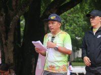 Kadispora Tomohon Melepas Peserta Kejuaraan Tomohon Run 2019 10K