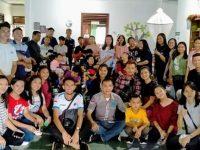 Boyong Diakonia Fretisia Aling, KPR  KGPM Imanuel Tompaso Dua Menebar Kasih di Sayap Kasih