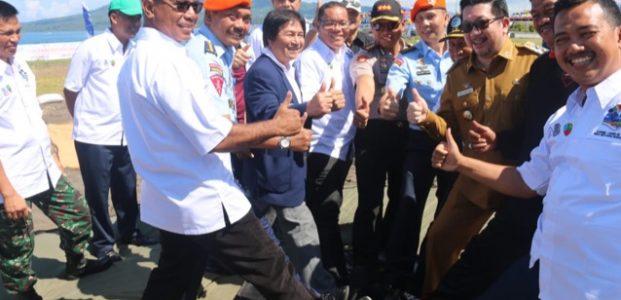 Buka Kejuaraan Terjun Payung Internasional, Ini Yang Disampaikan Walikota Manado