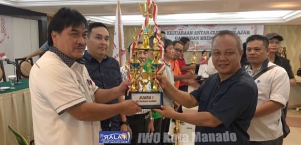 Kejuaraan Brigde Piala Walikota Manado, Sukses Digelar