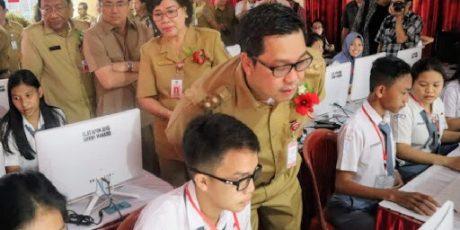 14.764 Siswa SMK Sulut Ikut UNBK, Kandouw: Tidak Ada Joki