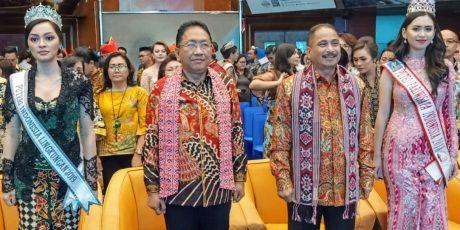 Luncurkan Calender of Event, Menpar Arief Yahya: Wisata Sulut Jadi Contoh