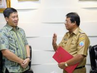 Terima SK Plt Bupati ke-3, Tuange Janji Batalkan Mutasi ASN Talaud