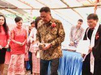 Gubernur Olly Beribadah dengan Jemaat Bukit Zaitun Malalayang, Lakukan Ini