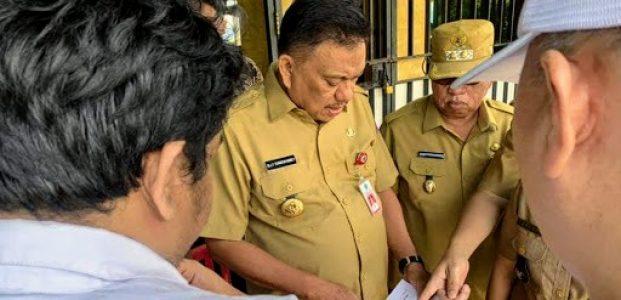 Gubernur Olly Cek Jalur 11,4 Km Bakal Lokasi Ruas Jalan Winangun-Malalayang