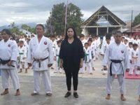 Saron Nilai Dojo Inkado Lowian Bakal Telorkan Karateka Kaliber Nasional
